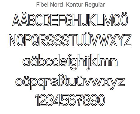 fibel-nord-outline