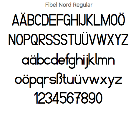 fibel-nord-regular