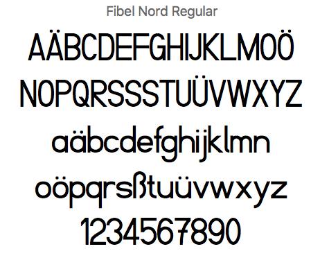 fibel-nord-regular