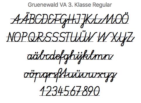 gruenewald-va-3-klasse